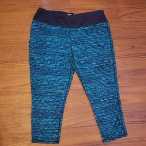 Athletic Works Active Leggings Size XXL